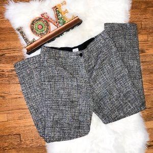 Armani Collezioni | Tweed Suit Pants